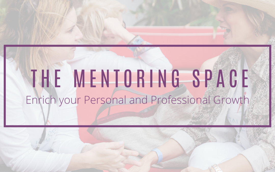 Our Latest Creation: The Mentoring Space