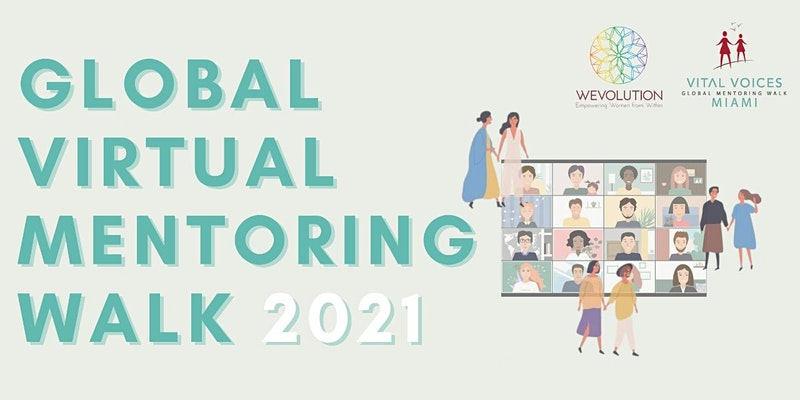 Votal Voices Mentoring Walk, Miami 2021