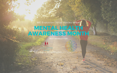 May Newsletter – Take a Stand in Mental Health Awareness Month: Invest in your self care!