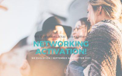 September Newsletter – Networking Activation